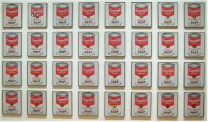 Pop Art - Eden Fine Art - Andy Warhol (1962)