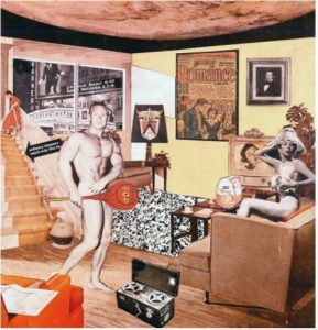 Pop Art - Eden Fine Art - Richard Hamilton 1956