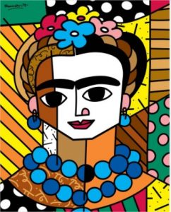 Pop Art - Eden Fine Art - Romero Britto 2012
