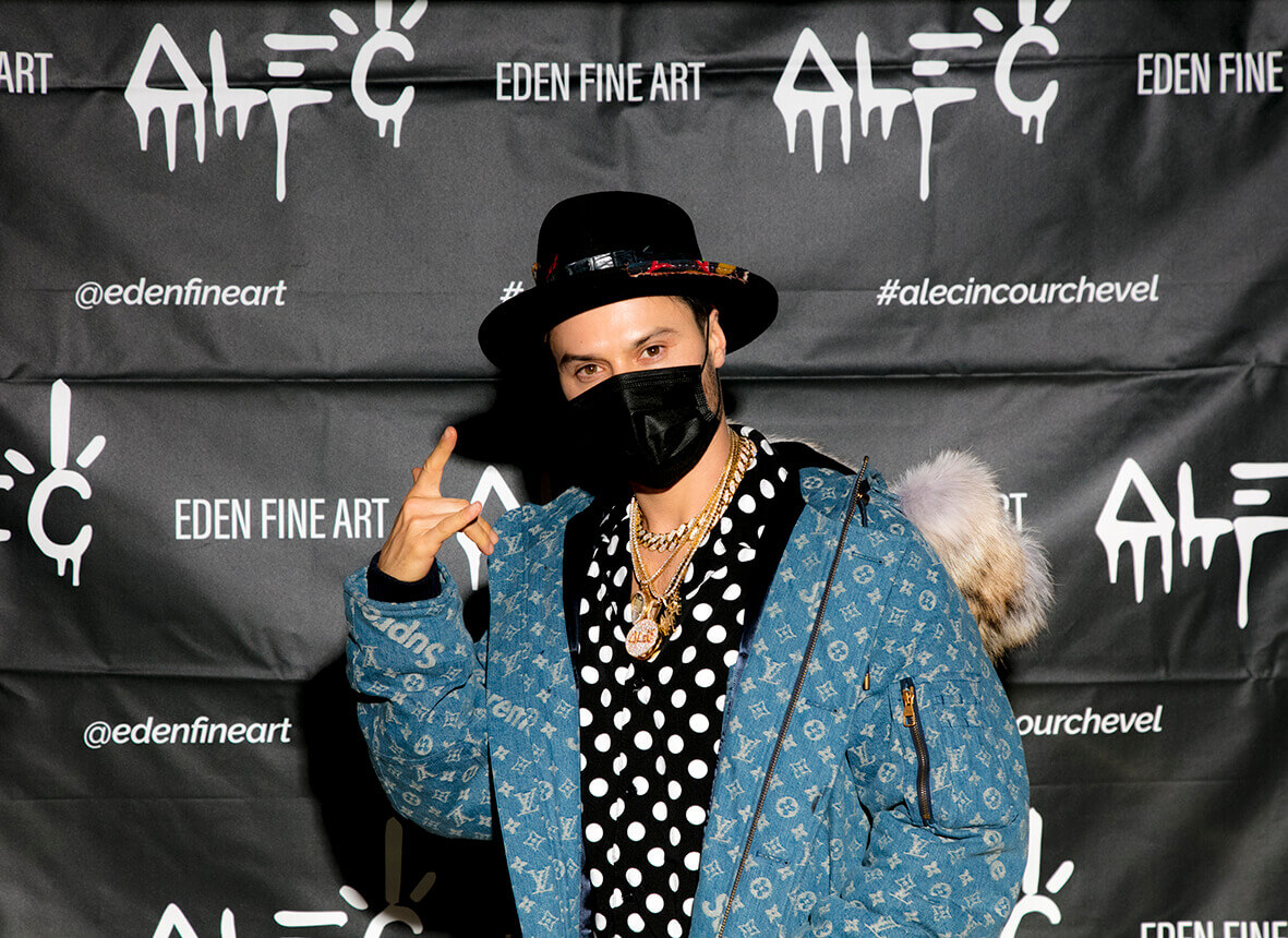 Alec Monopoly Eden Fine Art
