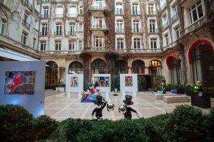 Eden Fine Art - Alec Monopoly - Plaza Athénée