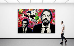 Eden Fine Art Gallery - Alec Monopoly - Heat