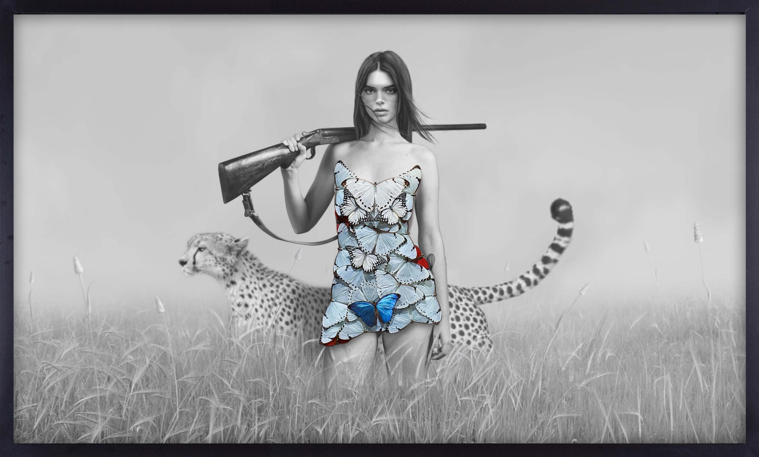 Butterfly Art - SN