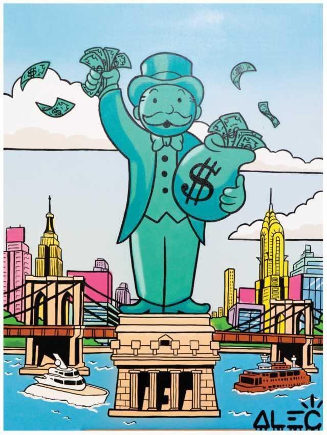 Alec Monopoly - Alec Monopoly