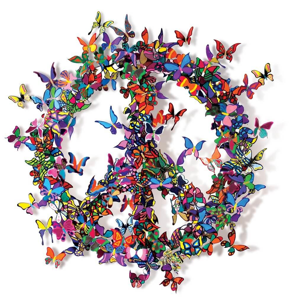 The Butterfly Effect - David Kracov - Relaxing Art