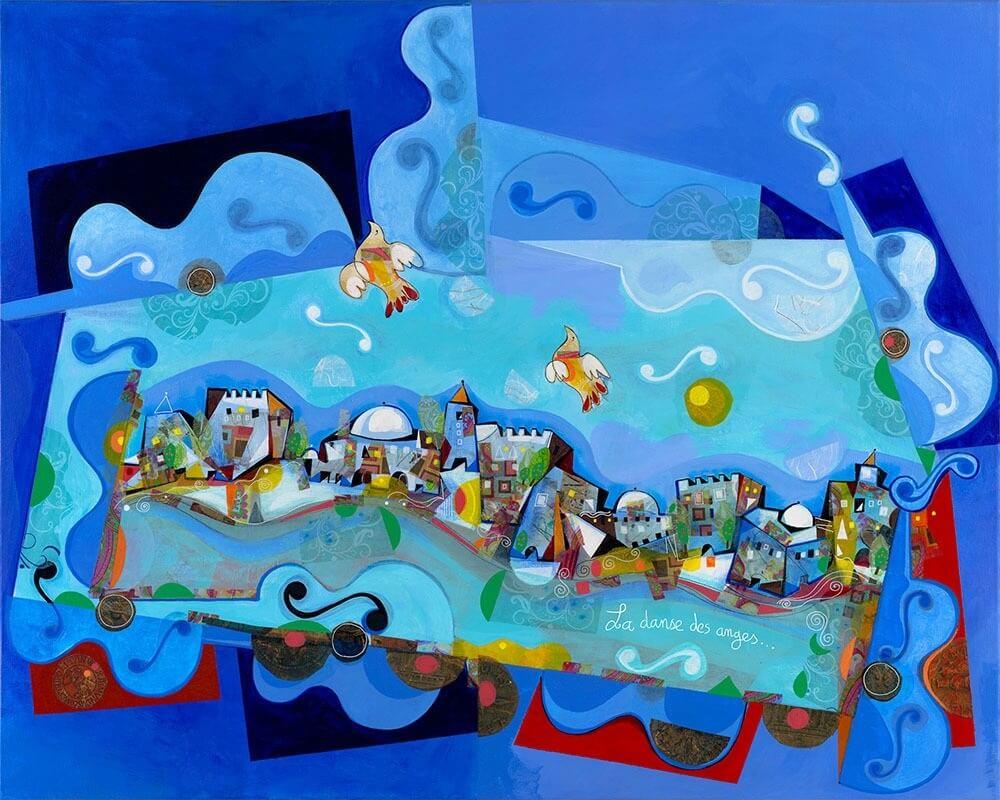 LA DANSE DES ANGES - Yoel Benharrouche - Relaxing Art