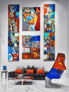 Eden Fine Art Gallery - Celebrating International Artists Day