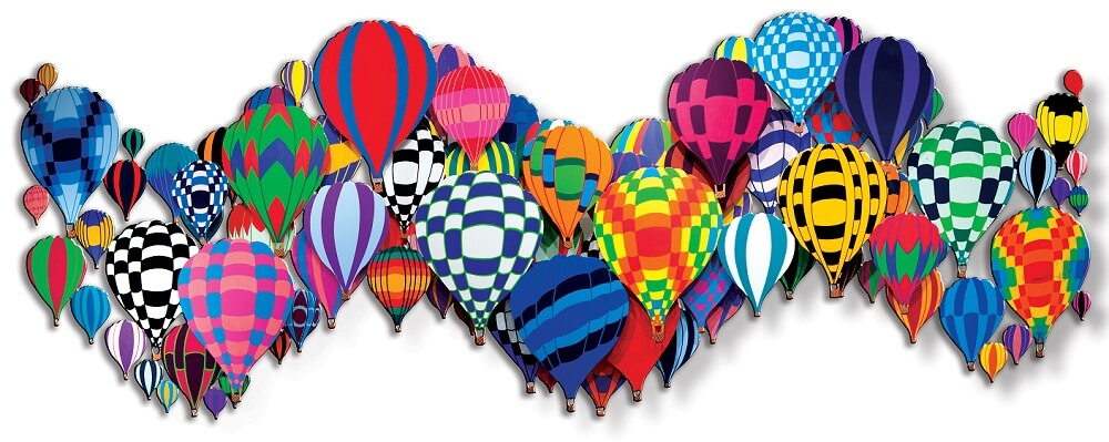 David Kracov - Love is in the Air - Celebrating International Artists Day