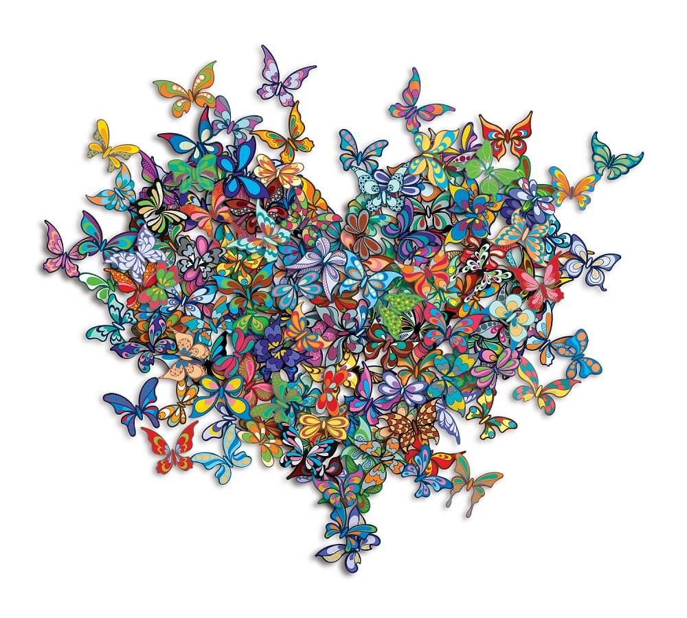 David Kracov - My Heart Is All A Flutter - Celebrating International Artists Day