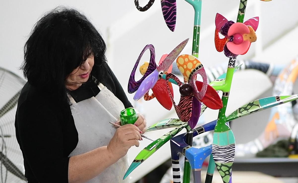 art vs craft sculpture dorit levinstein