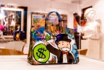 The Alec Monopoly Birkin: Melding Art and Luxury Fashion