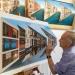 Patrick Hughes Art - Eden Gallery