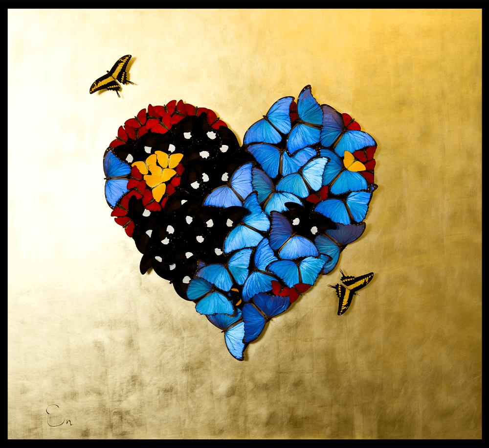 Valentine's Day - Golden Heart - SN - Eden Gallery