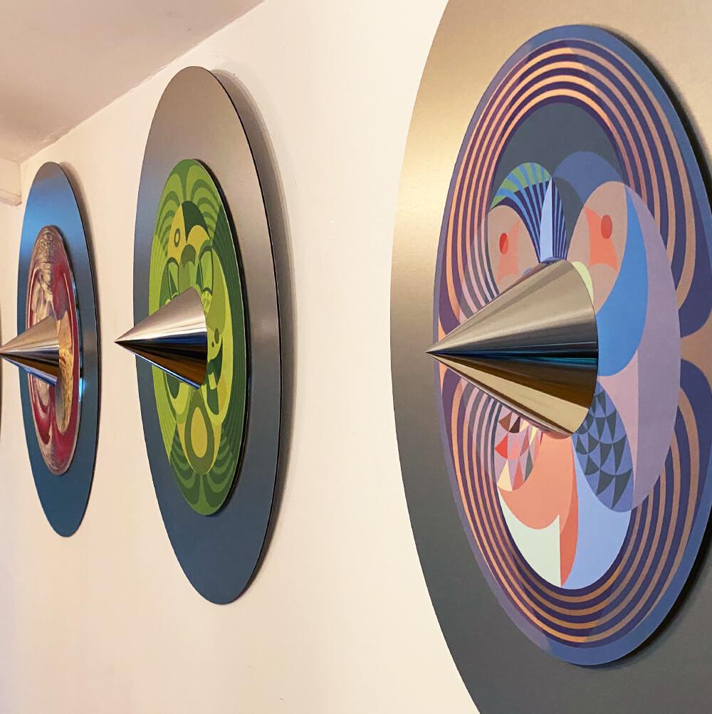 Jonty Hurwitz - Anamorphic Art - Eden Gallery