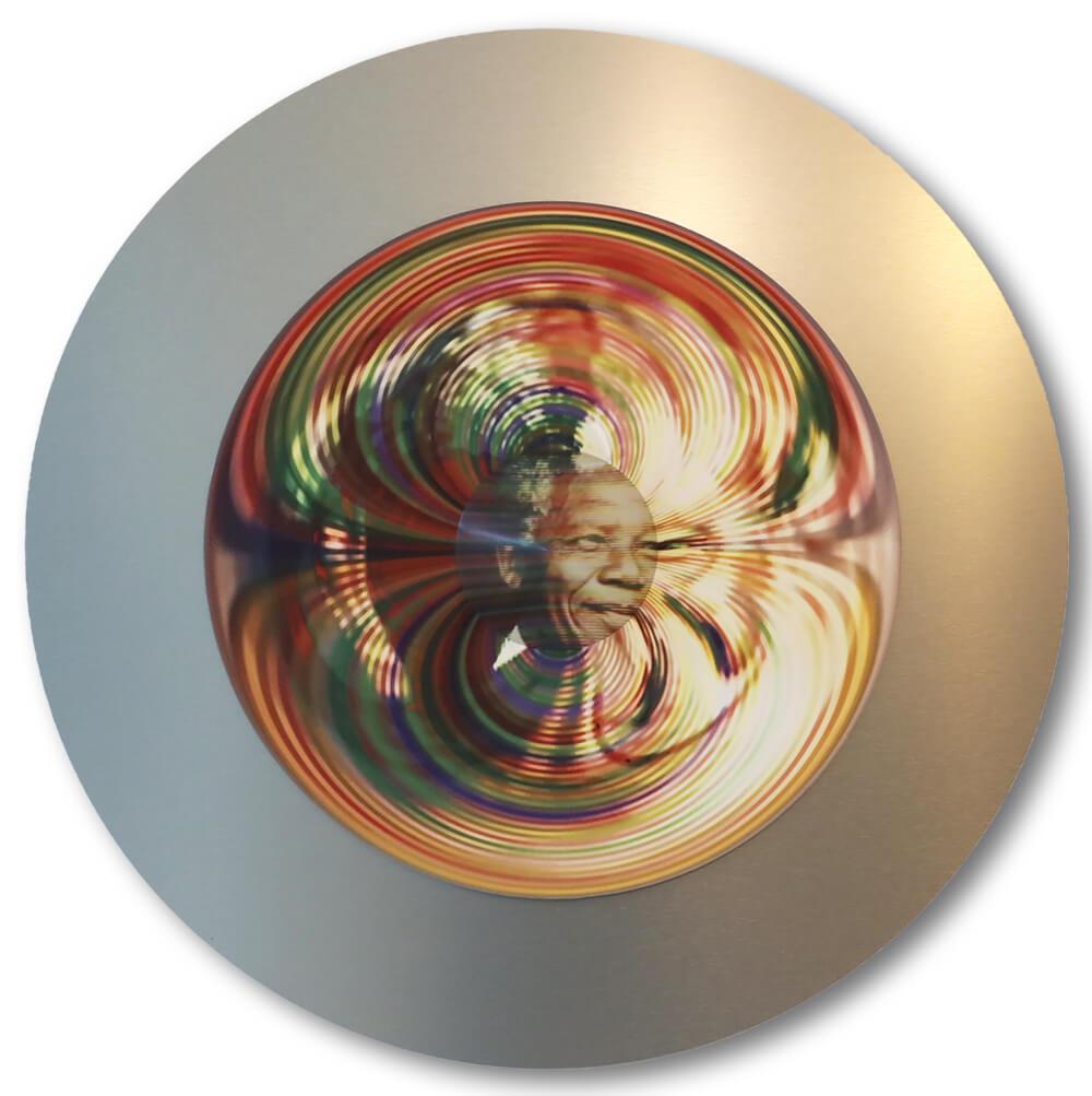 Jonty Hurwitz - Understanding Peace - Eden Gallery