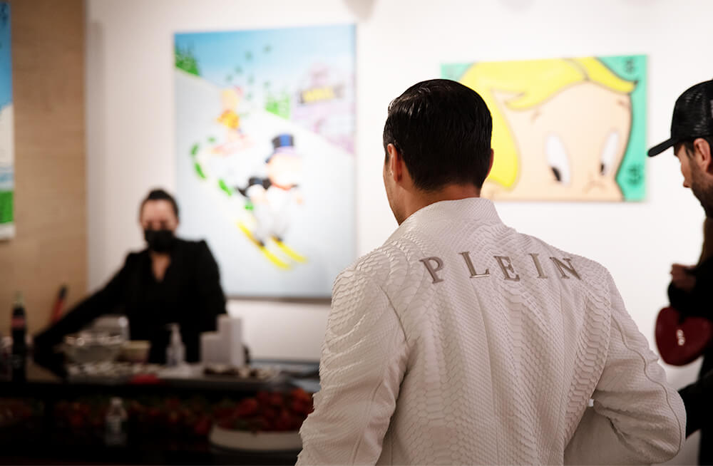 Alec Monopoly Eden Gallery