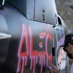 Top Ten Graffiti Styles - Eden Gallery