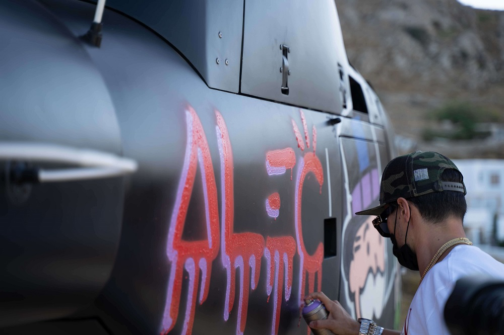 Alec Monopoly graffiti what is public art