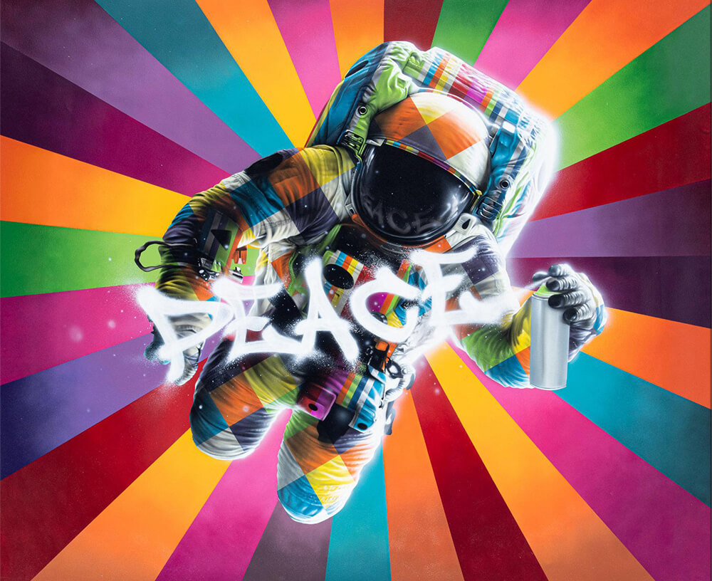 Top Ten Graffiti Styles - Eden Gallery - Kobra