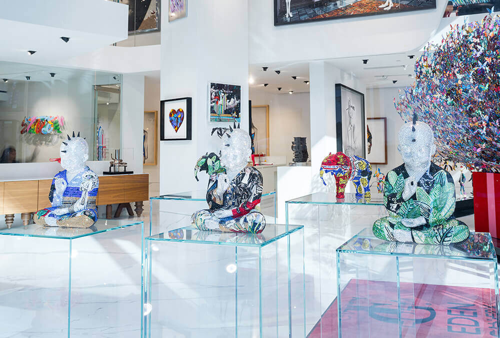 Metis Atash - Eden Gallery