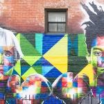 Eduardo Kobra Street Artist - Eden Gallery