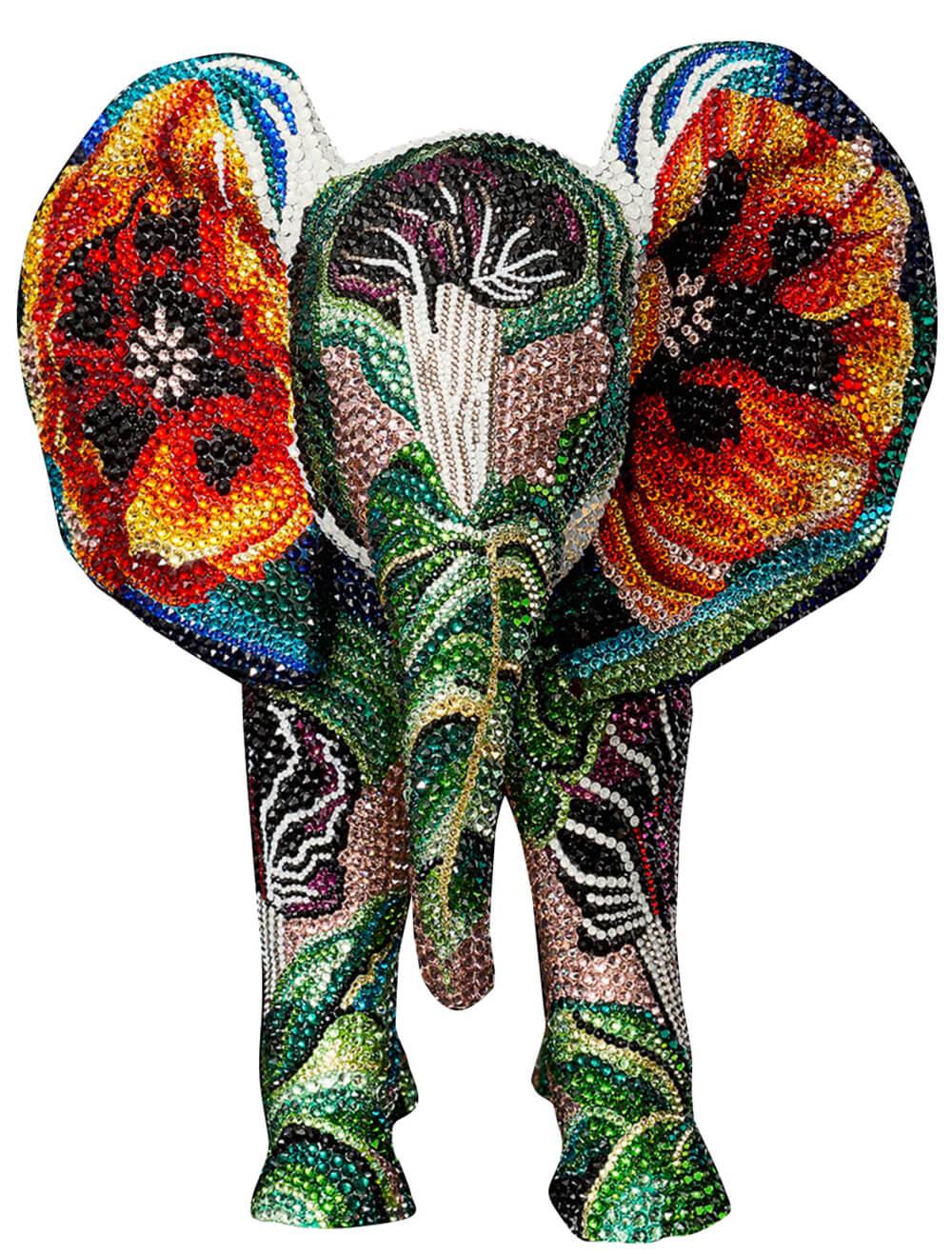 Elephant Burning Desire - Metis Atash -Emerging Artists