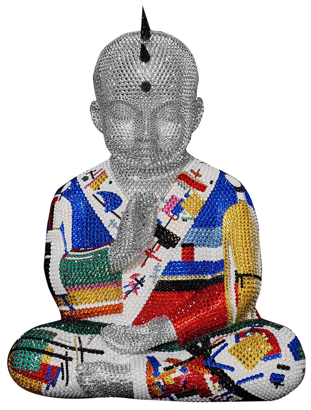 punkbuddha-surfacing - metis atash - Emerging Artists