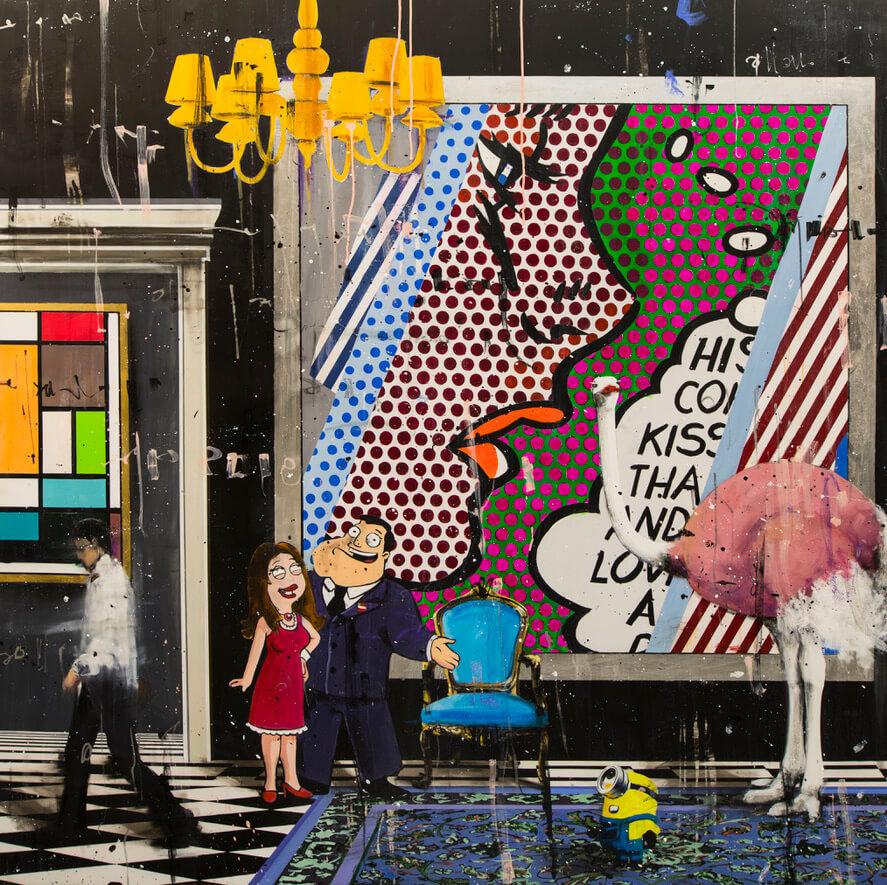 Pop Art Painting Techniques - Eden Gallery