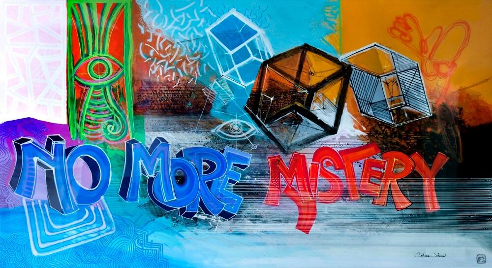 graffiti art colorful