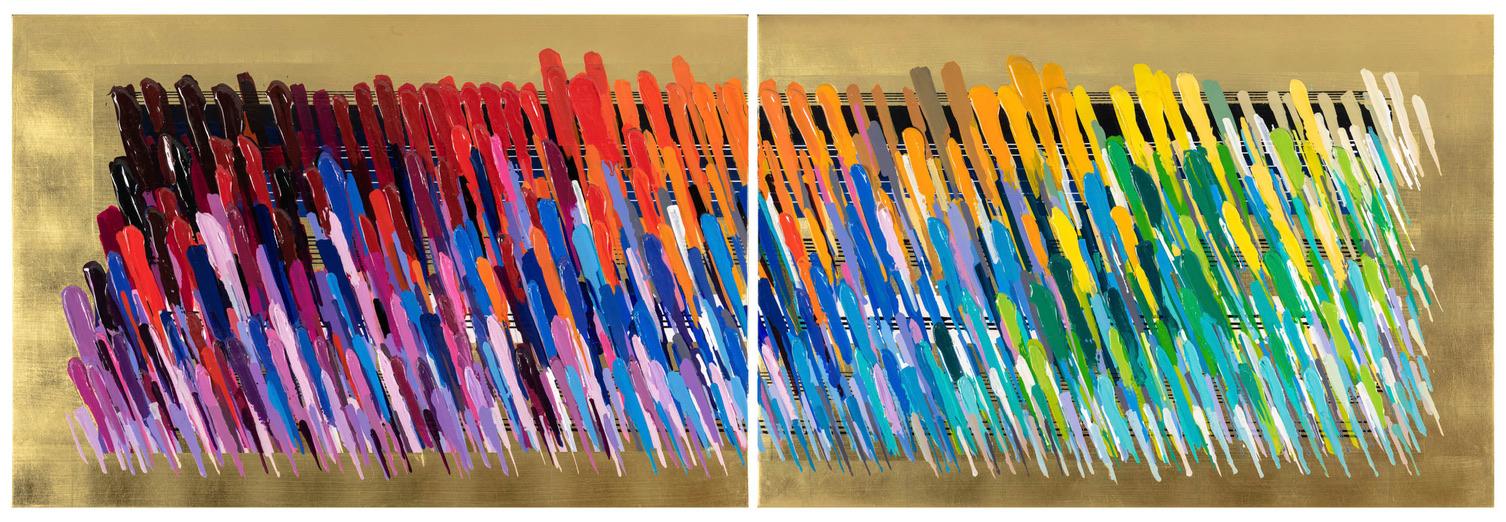 calman shemi painting art vs design