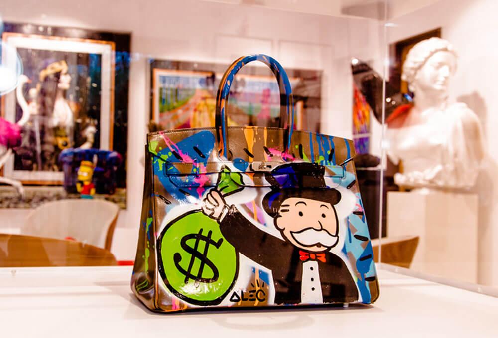 art vs craft sculpture alec monopoly