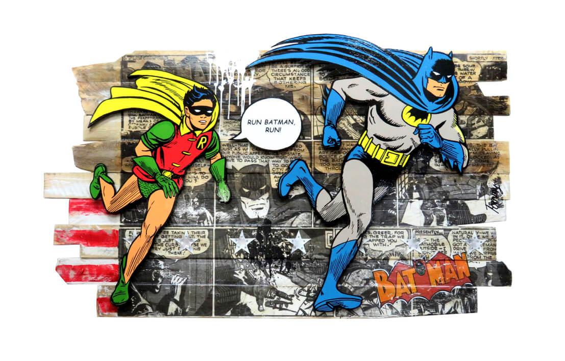art vs craft mixed media tommy shenkar