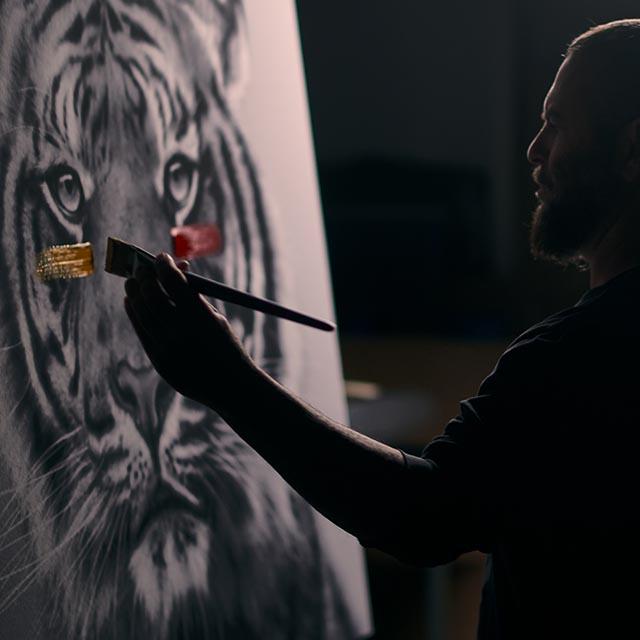 SN painting