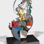 YOEL BENHARROUCHE AND PLAYING WITH SCULPTURE